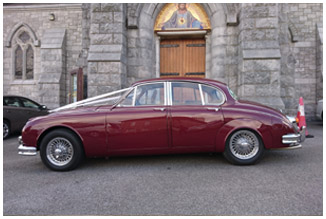 Vintage Wedding Cars in Cork